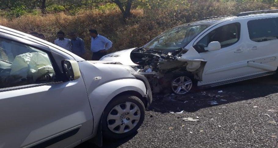 Batman'da trafik kazası: 4 ağır yaralı