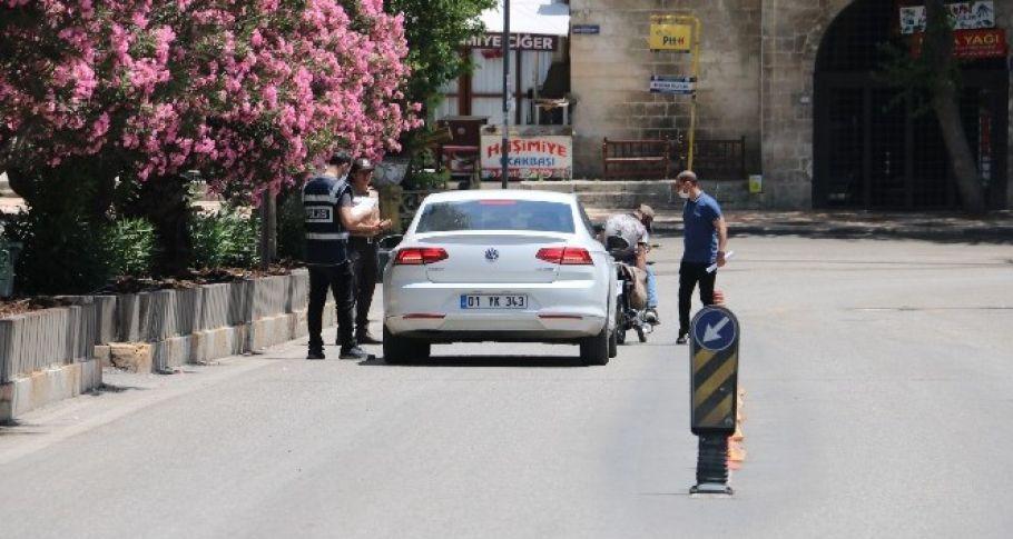Bayram kısıtlamasında polis uygulamaları devam ediyor