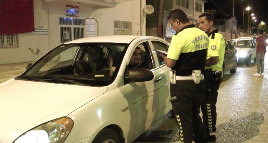 Bayram öncesi Ceylanpınar polisi asayiş uygulamalarını arttırdı