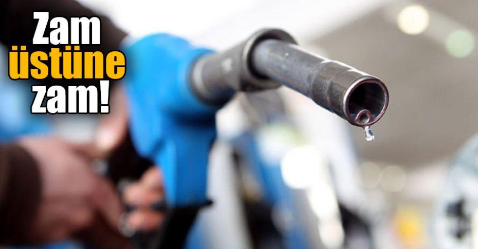 Benzine yapılacak zam oranı açıklandı!