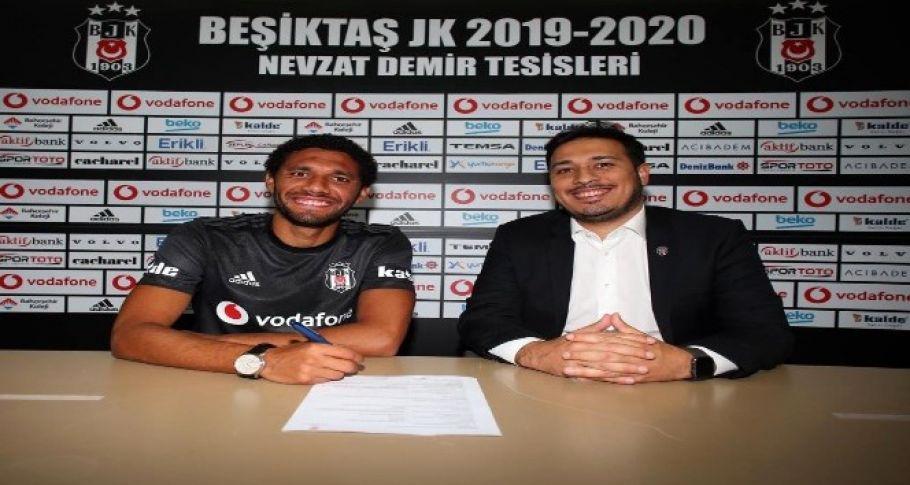 Beşiktaş, Mohamed Elneny'i açıkladı