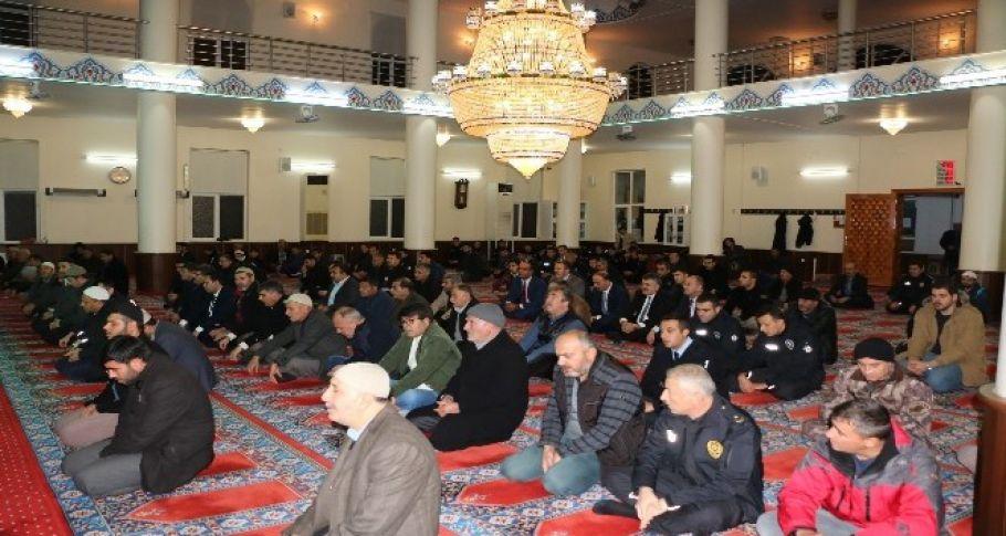 Beşiktaş şehitleri için Şanlıurfa'da mevlit okutuldu