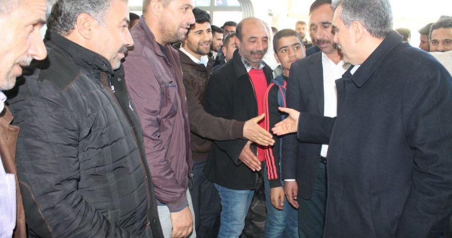 Beyazgül: Urfa'dan Ak Partiye Rekor Oy İstiyoruz