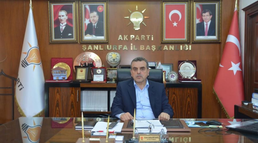Beyazgül'den Ramazan Ayı mesajı