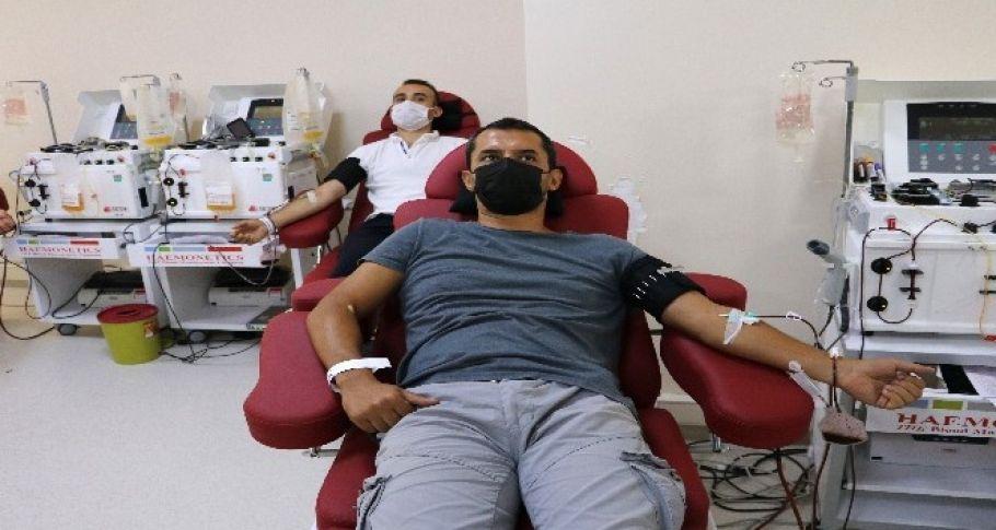 Bir plazma bağışçısı 16 hastaya umut olacak