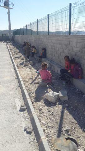 Birecik'te İnşaatı Tamamlanmayan Okul Açıldı