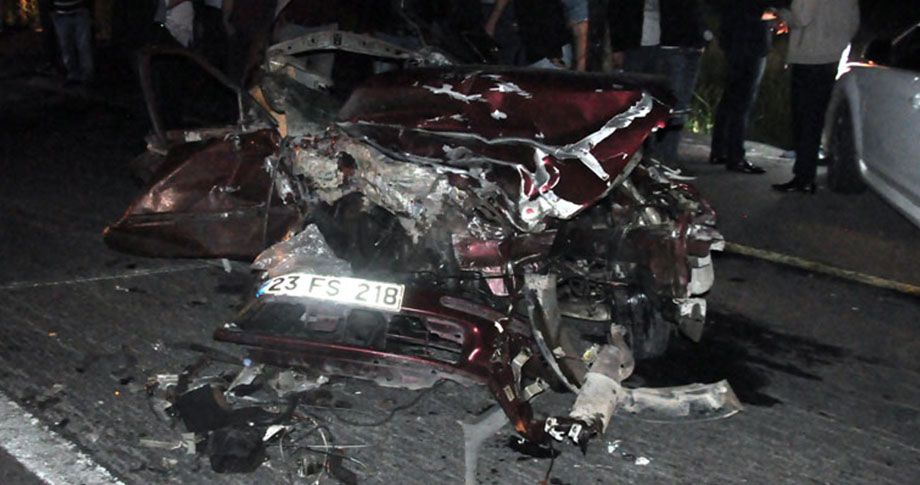 Bitlis'te kaza! ölü ve yaralılar var
