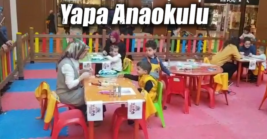 Bölgenin en modern ve en donanımlı anaokulu Şanlıurfa'da
