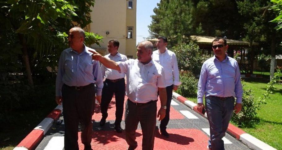 Bölgenin İlk 'Millet Kıraathanesi' Ceylanpınar'da Açıldı