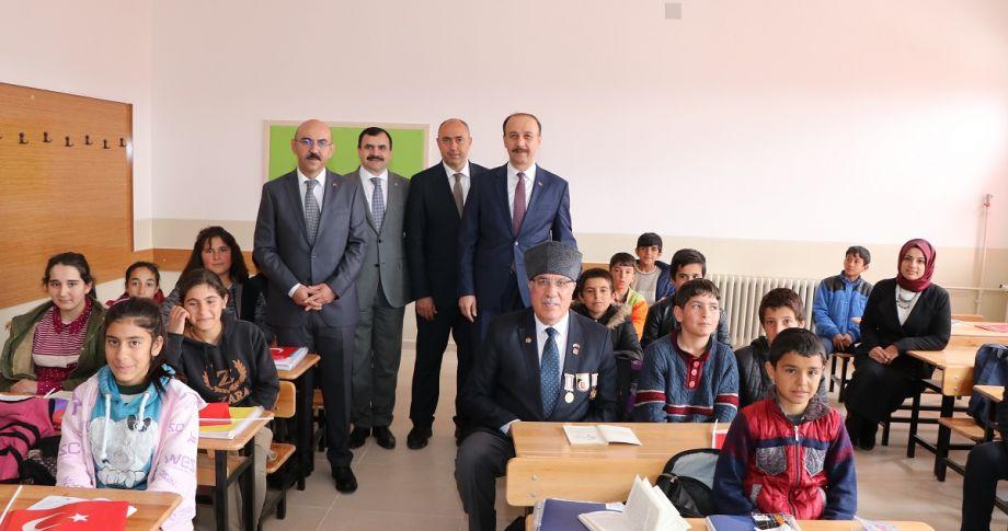 Bozova'da İki Köy Daha Taşımalı Eğitimden Kurtuldu(Videolu)