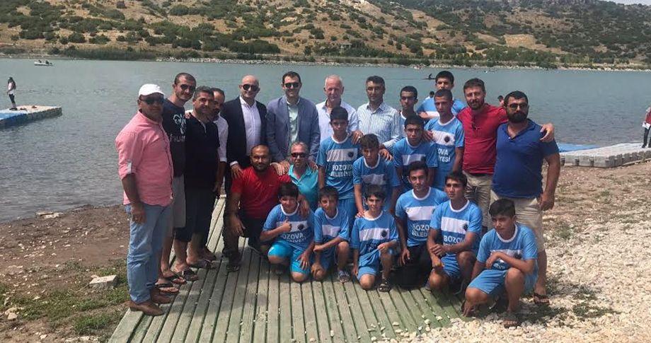 Bozovalı öğrenciler, Kano'da Türkiye üçüncüsü oldu!
