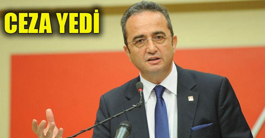 Bülent Tezcan'a Başkan Erdoğan'a hakaretten...