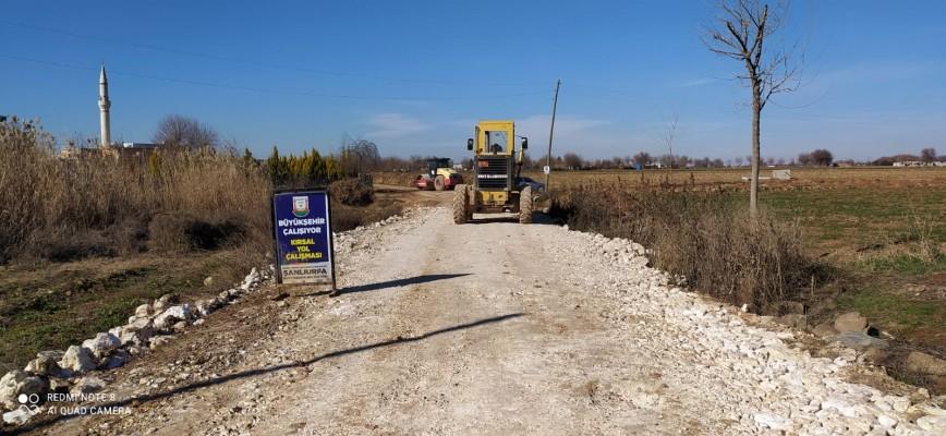 Büyükşehir Belediyesi, 13 ilçede çalışmalarını sürdürüyor