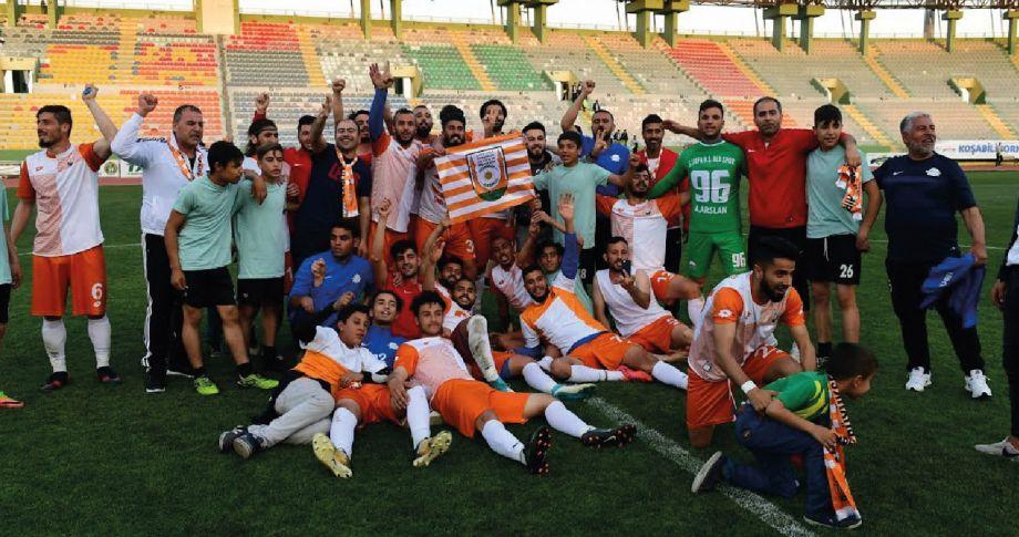 Büyükşehir Belediyesi namağlup BAL Ligi'ne yükseldi