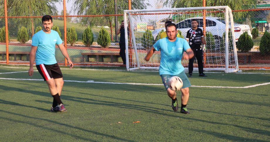 Büyükşehir Gençlik Turnuvası'nın Startı Verildi