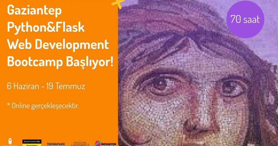 Gaziantep Büyükşehir, İlk Online Bootcamp Eğitimi İçin Düğmeye Bastı