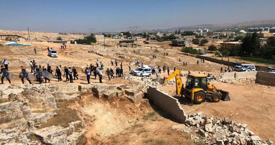 Şanlıurfa Büyükşehir Belediyesi Kaçak Yapıya Taviz Tanınmayacaktır