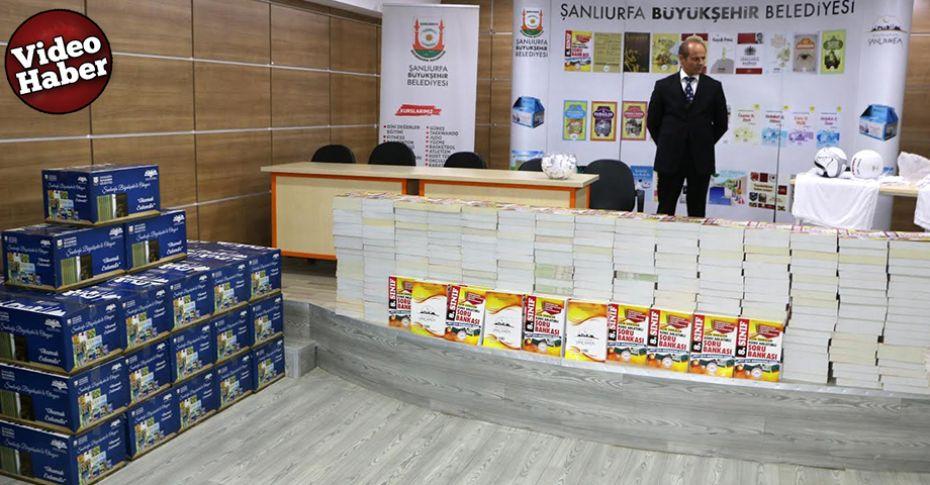 Büyükşehir'den '1 Milyon Kitap' kampanyası