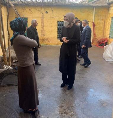 Başkan Çakmak'tan Lösemili hastaya destek