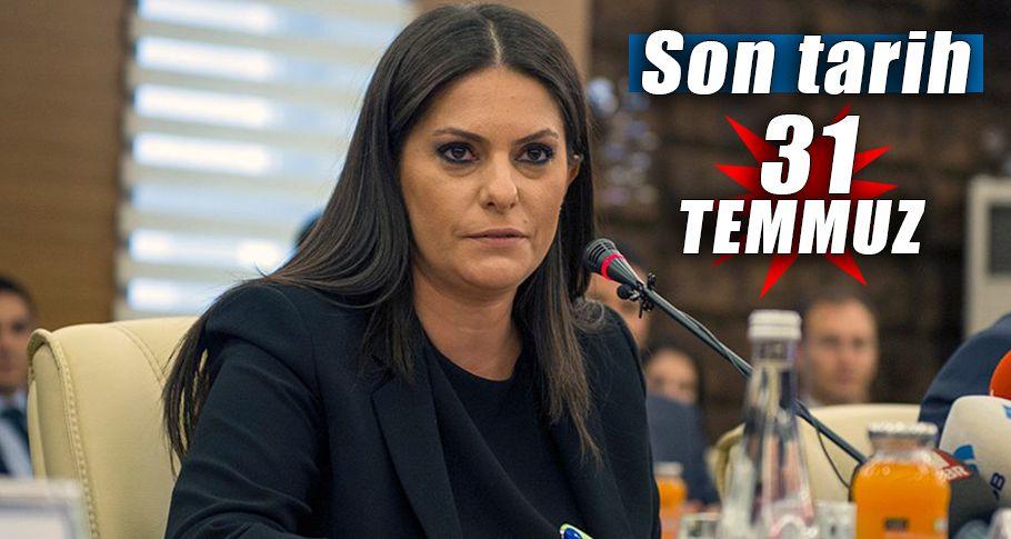 Çalışma Bakanı Sarıeroğlu duyurdu!