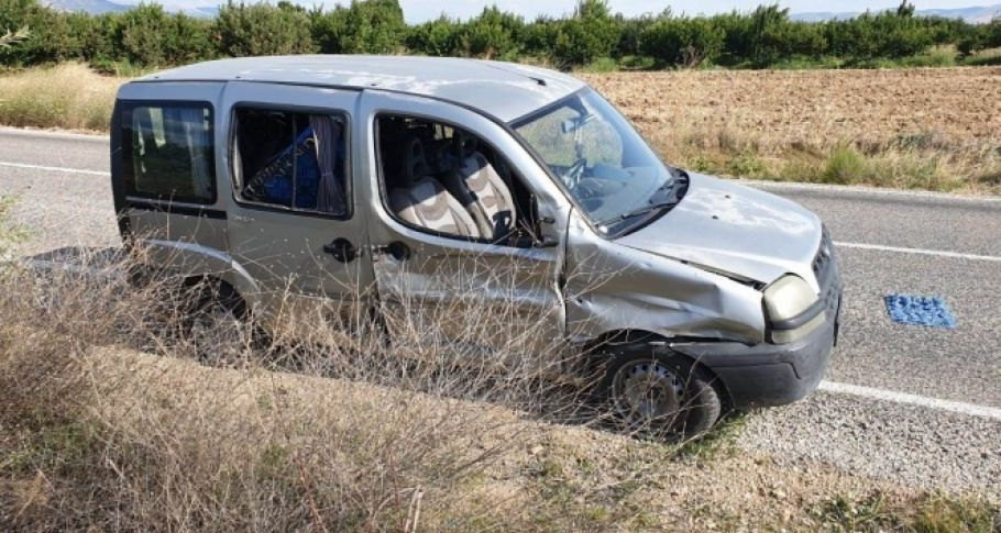 Cami imamı kazada hayatını kaybetti