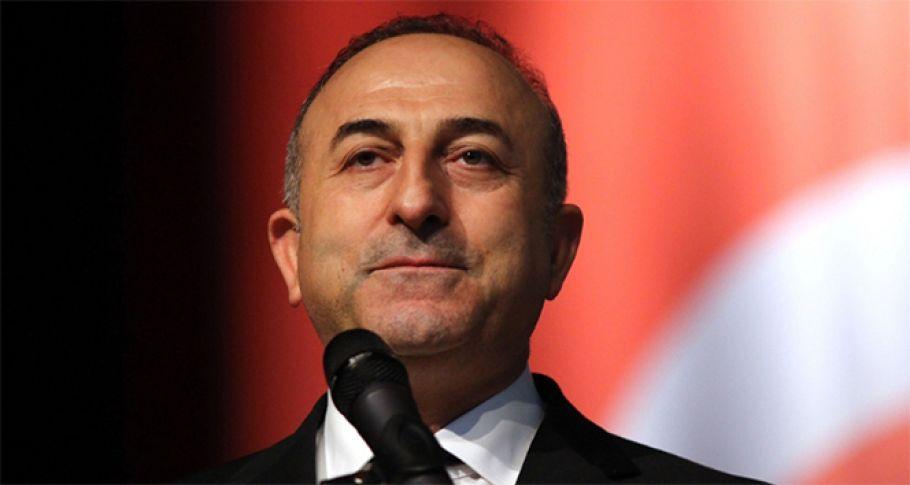 Çavuşoğlu: 'Bugün Barış Pınarı Harekatı'yla tarihe geçen adım attık'