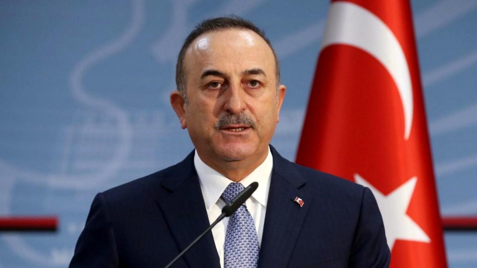 Çavuşoğlu'ndan mülteci açıklaması