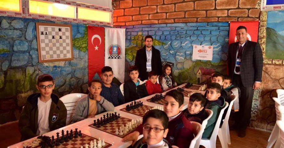 Ceylanpınar'da 23 Nisan'a özel Satranç Turnuvası düzenlenecek