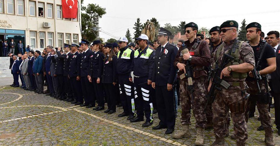 Ceylanpınar'da 'Polis Teşkilatı'nın 173. Yıldönümü' kutlandı