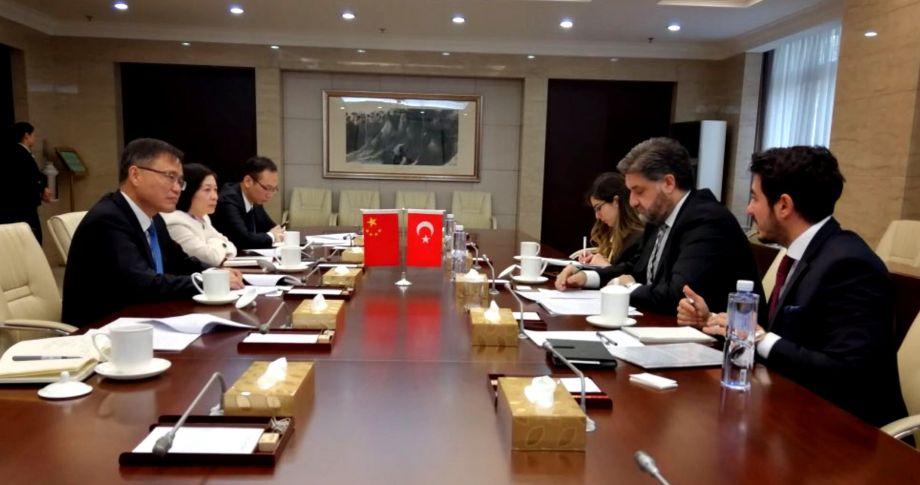 ÇHC Pekin Büyükelçimizden sağlık duyurusu