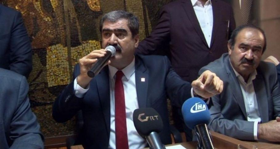 CHP Gaziantep İl Yönetimi görevden alındı