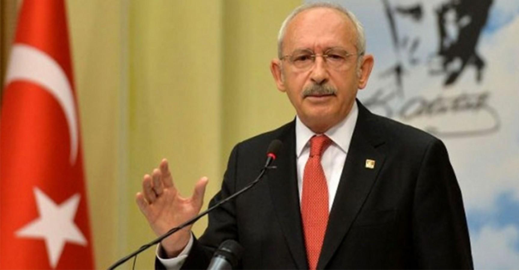 CHP lideri Kılıçdaroğlu Şanlıurfa'ya geliyor
