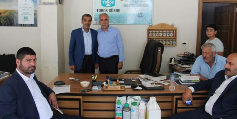 CHP Şanlıurfa Milletvekili Adayları esnaf ziyaretinde