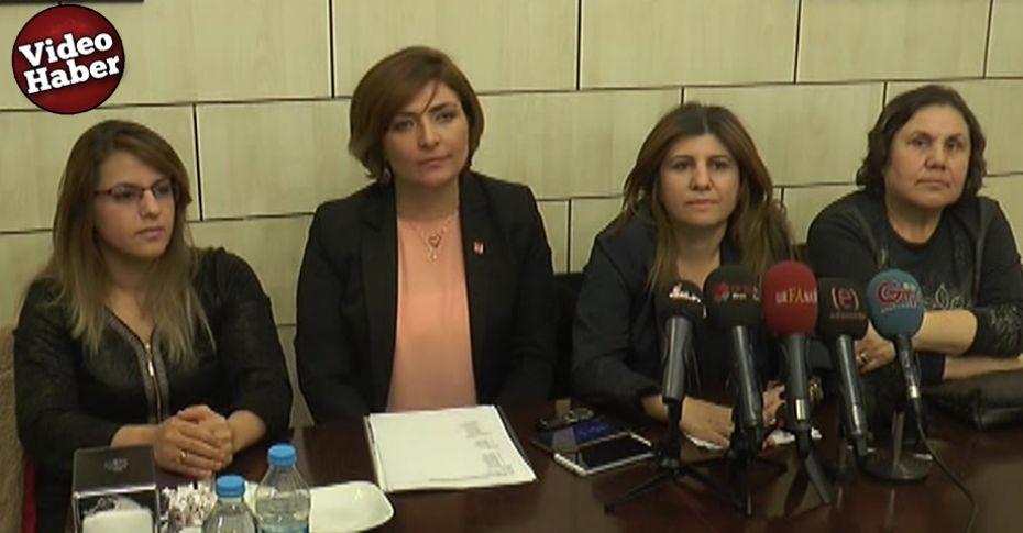 CHP Şanlıurfa Kadın Kolları Başkanı seçildi