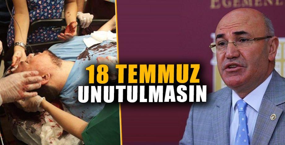 CHP'li Tanal'dan Şanlıurfa'daki 'doktora şiddet' olayı ile ilgili kanun teklifi
