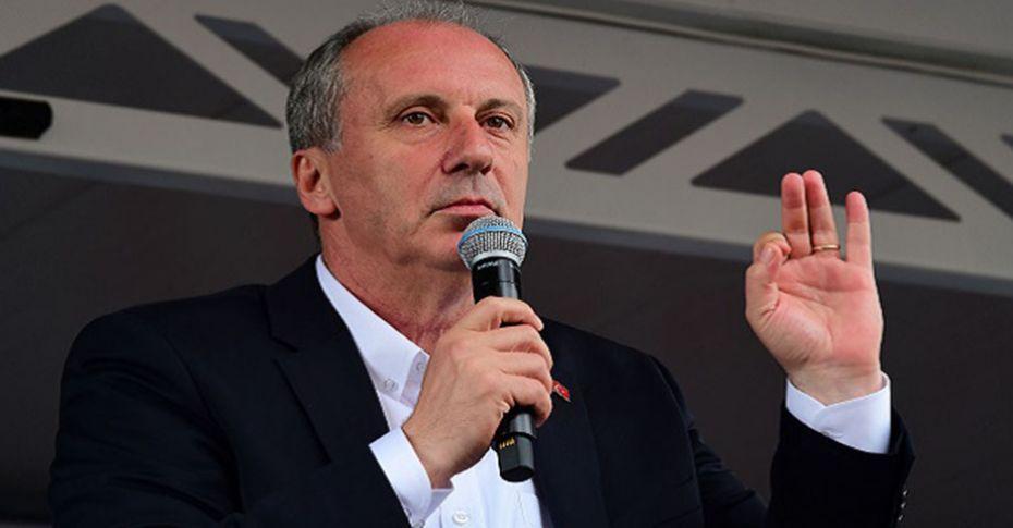 CHP'nin Cumhurbaşkanı Adayı İnce Şanlıurfa'ya geliyor!