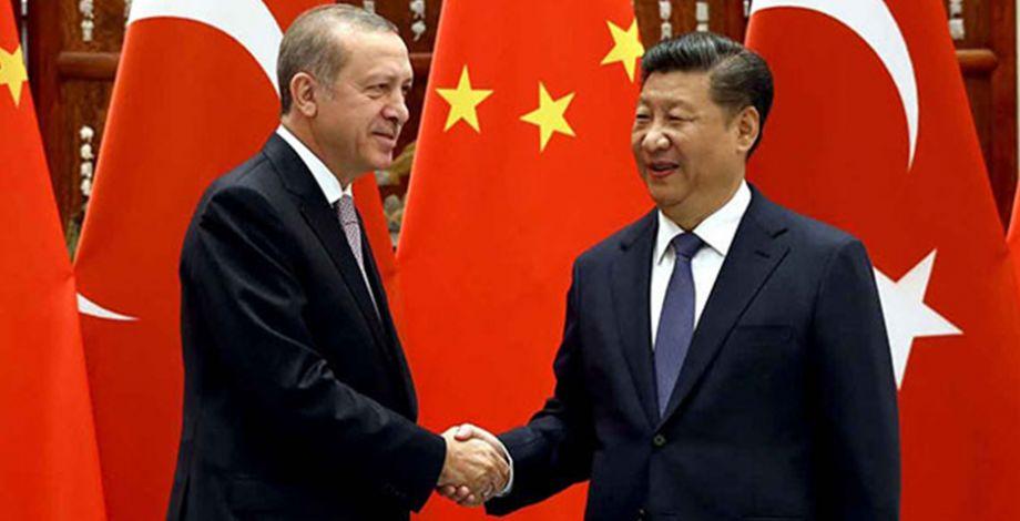 Çin'den Türkiye'ye destek!
