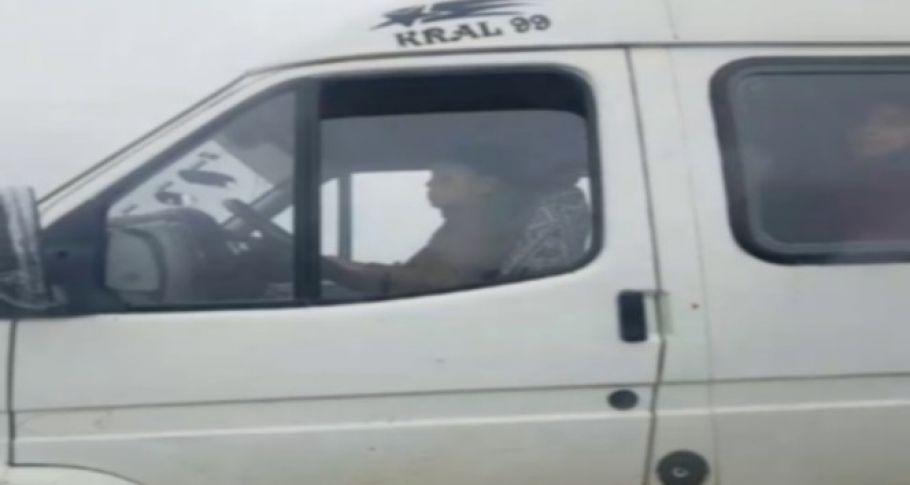 Çocuk Sürücünün Babasına Para Cezası