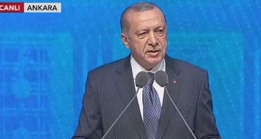Cumhurbaşkanı Erdoğan 100 günlük eylem planını açıklıyor!