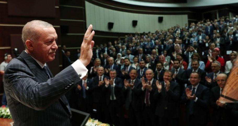 Cumhurbaşkanı Erdoğan: 5 yıldır neredeydiniz?