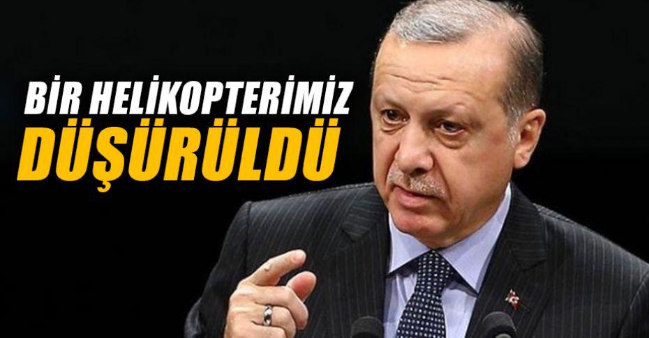 Cumhurbaşkanı Erdoğan az önce açıkladı!