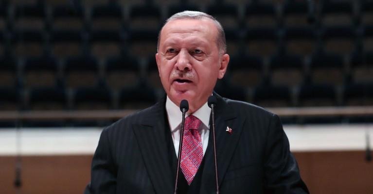 Cumhurbaşkanı Erdoğan'dan aşı için yeni açıklama