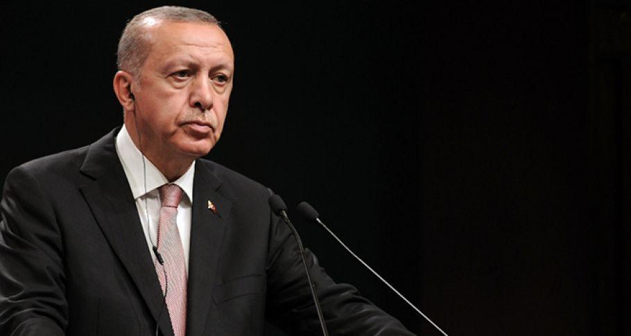 Cumhurbaşkanı Erdoğan: 'Harekatta bin kilometrekarelik alanı kontrol altına aldık'