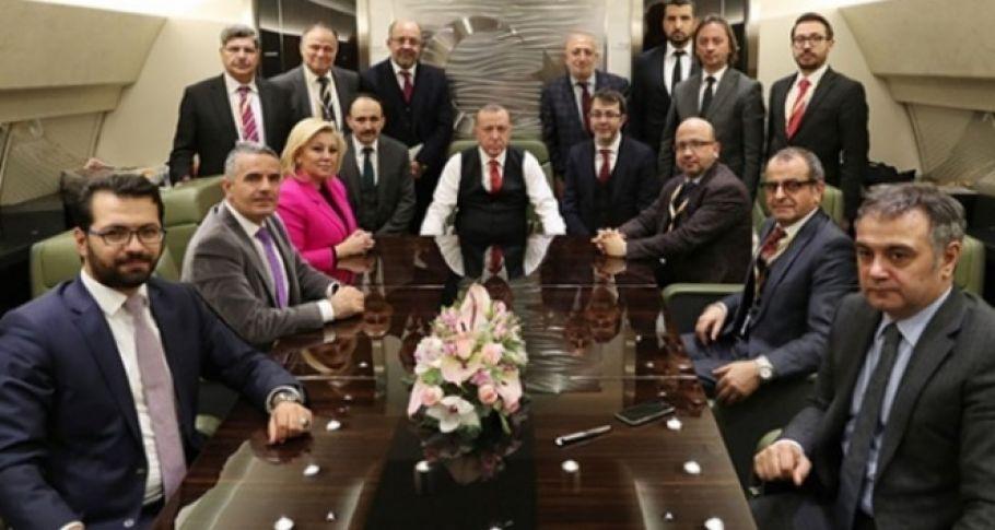 Cumhurbaşkanı Erdoğan Moskova temaslarını değerlendirdi