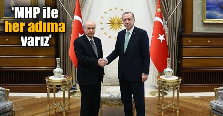 Cumhurbaşkanı Erdoğan noktayı koydu