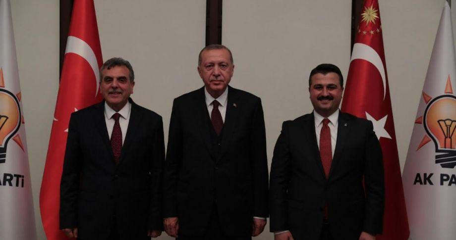Cumhurbaşkanı Erdoğan Şanlıurfalılara Selamını İletti