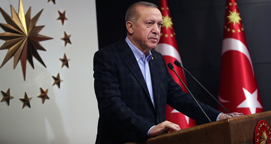 Cumhurbaşkanı Erdoğan: 'Sosyal medya mecralarının kontrol edilmesini istiyoruz'