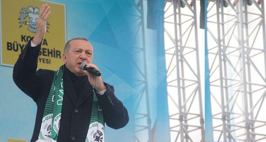 Cumhurbaşkanı Erdoğan'dan çarpıcı sözler: 'Operasyona her an başlayabiliriz'