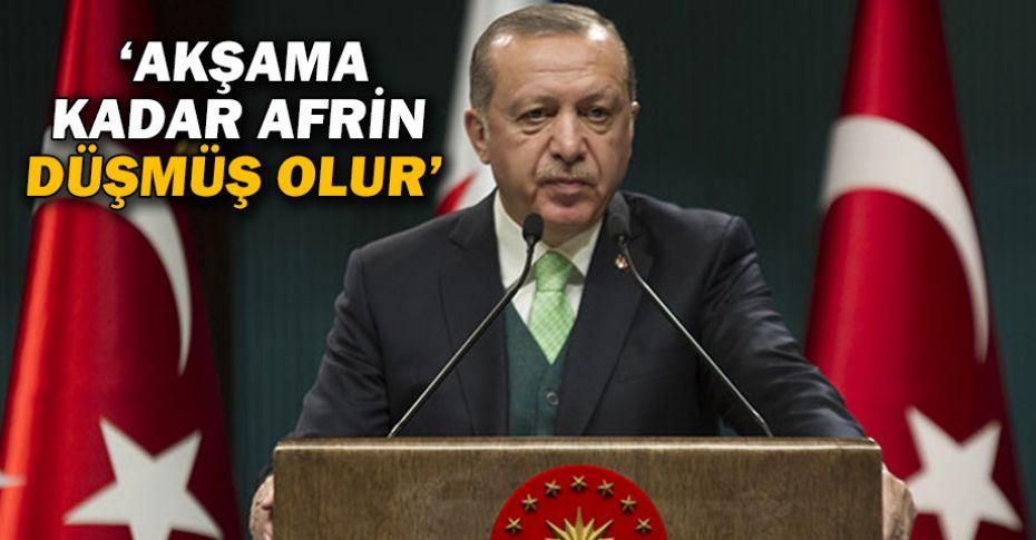 Cumhurbaşkanı Erdoğan'dan gündem ile ilgili açıklamalar