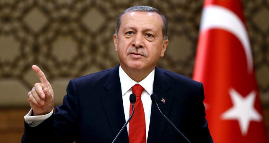 Cumhurbaşkanı Erdoğan'dan Trump'a cevap: 'Terörizmi yendiğimizde daha birçok can kurtarılacak'